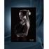 8x10 on 11x14 Stacked Aluminum BlueGlassy
