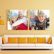 Canvas Wraps & Metal Prints