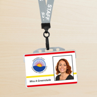 Staff ID Cards