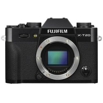 Fujifilm X-T20 Compact System Camera - Body Only - Digital Cameras ...