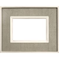 4x6 Horizontal Sunwashed Gray Wood Frame