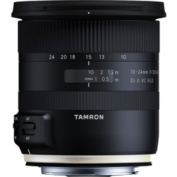 Tamron-10-24mm F3.5-4.5 Di II VC HLD for Canon-Lenses - SLR & Compact System