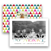 So Merry: 10pk Holiday Cards