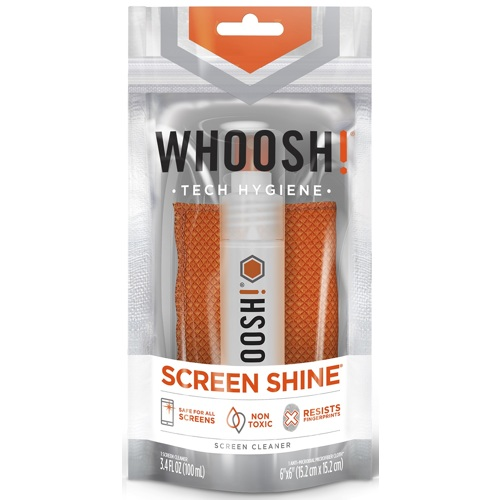 Whoosh!-Screen Shine GO XL 3.4 Oz-Smartphone and Tablet Accessories