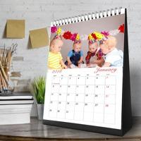 2020 Desktop Calendar CLM13D