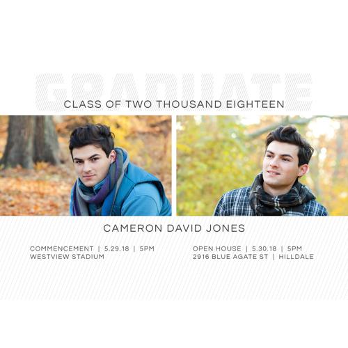 Grad Card (18-141-5x7)