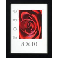 Framed 8x10 print - Black