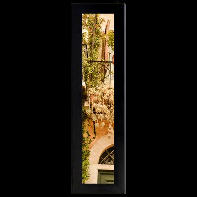 Framed Print 4x18 - V