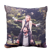18 x 18 Decorative Photo Pillow with Zipper