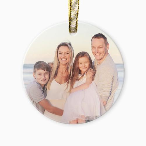 PG Ornament Glass - Round
