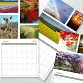 12x12 Calendar 26 pages - 12 Months