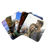 Photo Coasters, Set of 6 different images