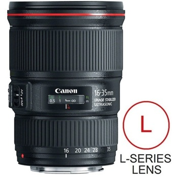 Canon-EF 16-35mm f/4L IS USM-Lenses - SLR & Compact System