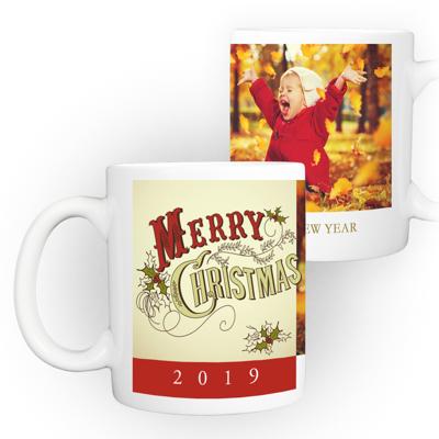 Christmas Mug - E3