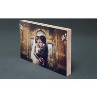 5x5 Natural Wooden Citi Block 20mm