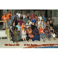 THS Class of 1983 35yr Reunion