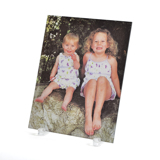 8x10 Glass Photo Panel (Vertical)