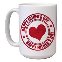 15 oz Father's Day Mug (I)