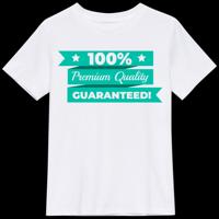 100 Percent T-Shirt - B