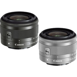 Canon-EF-M 15-45mm F3.5-6.3 IS STM-Lenses - SLR & Compact System