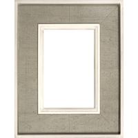 4x6 Vertical Sunwashed Gray Wood Frame