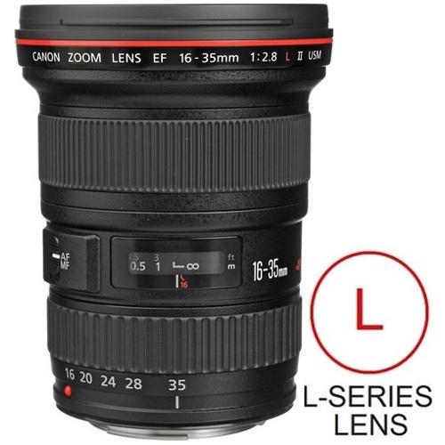 Canon-EF 16-35mm F/2.8L II USM (En Solde)-Objectifs pour réflexes et systèmes compacts