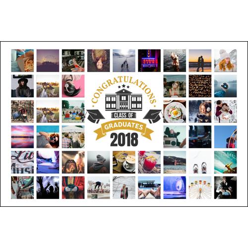 2017 Grad Collage - C (24x36)