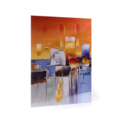 """18x24 Acrylic 1/4"""" thick  (portrait) - Floating Frame Mount"""