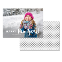 New Year Simplicity: 10pk New Year Cards