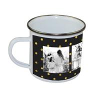 Camper Mug (polka dots)