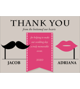 Retro - 1 Sided Thank You