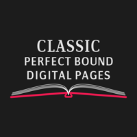 Classic Album : Soft Cover (Perfect Bound, Digital Print)