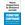 """Affiche Covid-19 bleu (24""""x36"""") - Vertical"""