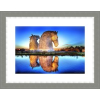 Medium To Large Single Aperture framed prints