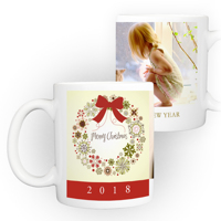 Christmas Mug - E2
