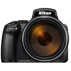 Nikon-CoolPix P1000 Digital Camera-Digital Cameras