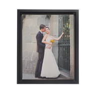 8 x 10 Framed Gallery-Wrapped Canvas