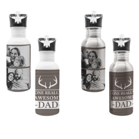 Awesome Dad OPA or Papi 600 ml Water Bottle