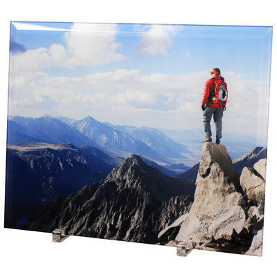 11x14 Glass Photo Panel (Horizontal)