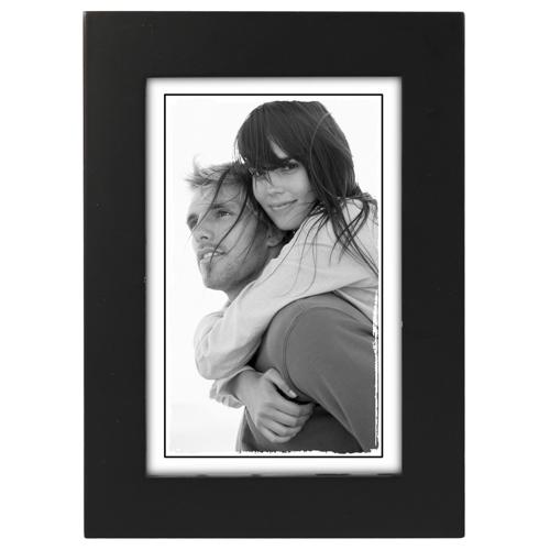 Malden-Black Linear #673-46-Photo Frames