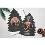 Gleeful Glitter Christmas Tree