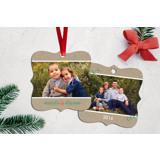 Kraft Paper Ornament