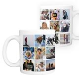 15 oz. Ceramic Mug Collage - 24 images