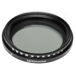 ProMaster-43mm Digital HGX Variable ND Filter #4579-Filters