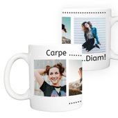 Standard White Mug with Wrap Around Image