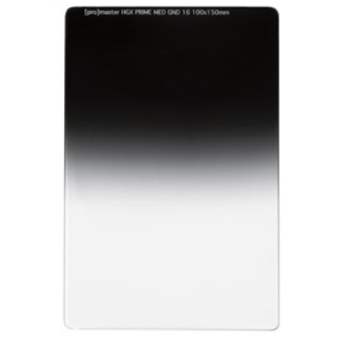 ProMaster-100 x 150mm Medium GND16x (1.2) HGX Prime #3776-Filters