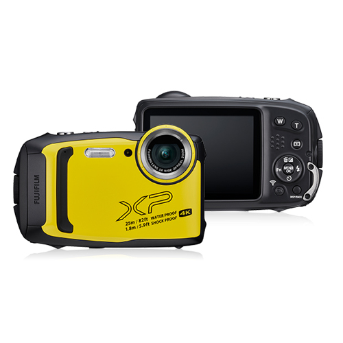 Fujifilm-FinePix XP140 Camera-Digital Cameras