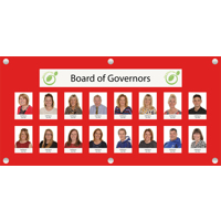 16 Pocket Governor Board